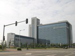 广州大学城机房